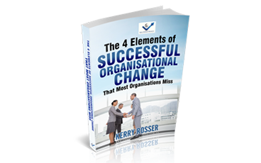 E-Book: The 4 Elements of Successful Organisational Change