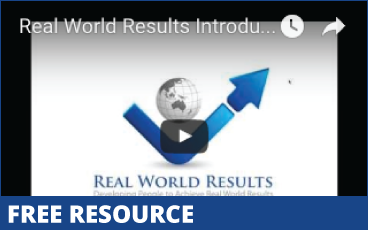 Real World Results Introductory Video